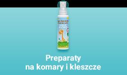 Preparaty na komary i kleszcze >>