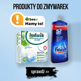 Produkty do zmywarek
