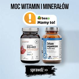 Moc witamin i minerałów